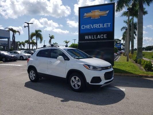 2020 Chevrolet Trax Lt Stuart Fl Palm City Port Saint Lucie Jupiter Florida 3gncjlsbxll315977
